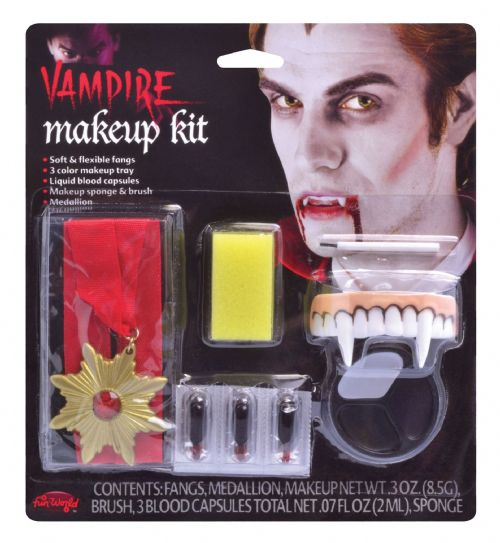 Count Makeup Living Nightmare SFX Cosmetic Artist